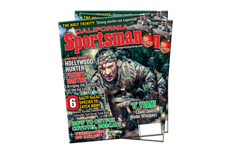 California Sportsman May 2015